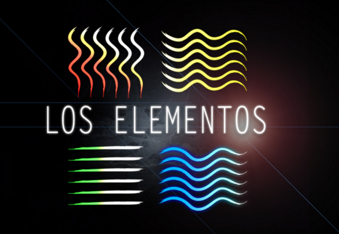 New York City Opera, Los Elementos Logo